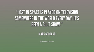 Mark Goddard Lost in Space