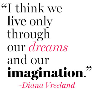 Pinned by Glamour into Fashion Quotes + Inspiration