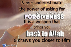 Islamic Quotes About Forgiveness Quotes Tumblr In Urdu English About ...
