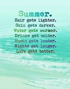depth of winters hello to summer summer hair gets lighter