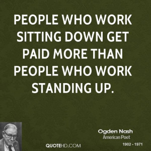 Ogden Nash Quote shared from www.quotehd.com