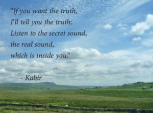 kabir-truth