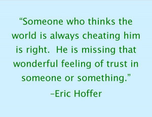 Quotes And Sayings About Cheating