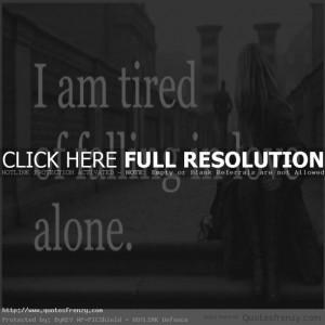 terms sad alone pics with quotes alone sad quotation sad hate alone ...