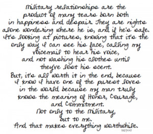 military # military life # love # inspiration # quote # army # nazy ...