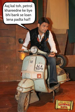 Kapil Sharma in Comedy Nights With Kapil