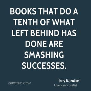 Jerry B. Jenkins Quotes