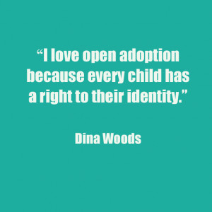 Open Adoption, How Do We Love Thee? Let Us Count The Ways