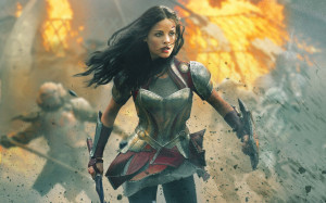 Thor 2 jaimie alexander Wallpapers Pictures Photos Images