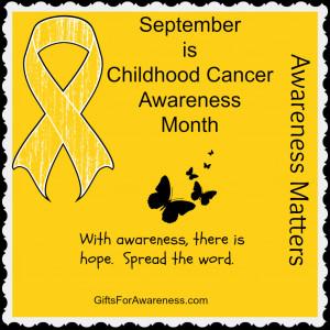 Childhood Cancer Survivor Quotes Childhood cancer awareness