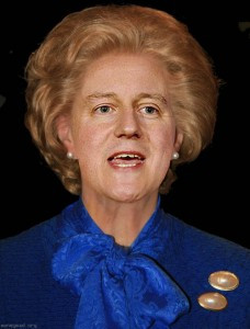 ... and differences between Margaret Thatcher and David Cameron