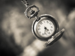 Time is a precious commodity; so precious it is only given to us ...