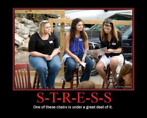 STRESS~ LOL.