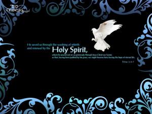 The Holy Spirit Wallpaper
