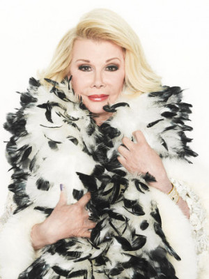 Our 10 Favorite Quotes From Joan Rivers, About Joan Rivers