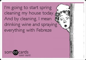 Spring Cleaning All Year Round