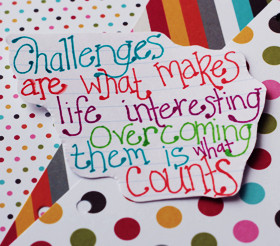 Overcoming Challenges Quotes | Quotes about Overcoming Challenges ...
