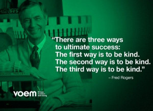 beautiful day in the neighborhood – Inspired Quotes of Mr. Rogers