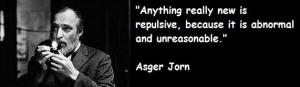 Asger jorn famous quotes 1
