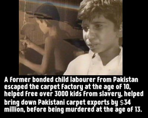 Iqbal Masih – The Kid Who Fought For Justice