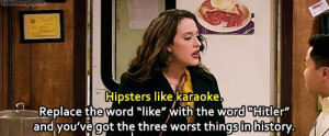 Broke Girls: 10 best Max quotes in no particular ...   Tumblr likes