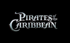 What is the font for Pirates of the Caribbean?