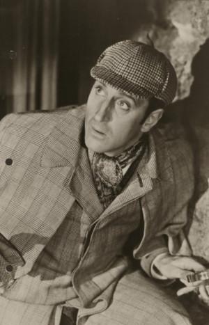 Basil Rathbone Sherlock Holmes