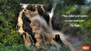 Inspirational Wallpaper Quote by Zig Ziglar