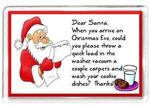 ... -Quotes-Saying-Collectors-Gift-Present-Novelty-Christmas-Xmas-Santa