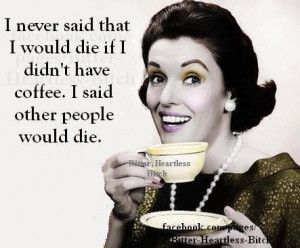 ... without coffee. Agree CoffeeLovers? #coffee #quotes @Coffee Lovers