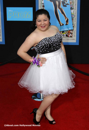 Raini Rodriguez Prom premiere picture - © Richard Chavez, Exclusively ...