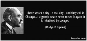 More Rudyard Kipling Quotes