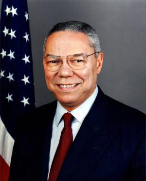 Colin Powell Takes Aim at Cheney 'Cheap Shots'