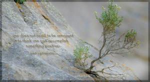 Optimistic quotes arrogant quotes