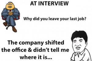Funny Job Interview Answers Ever
