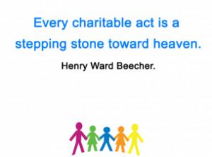 Charity Quotes Charity Quotes Charity Quotes