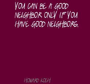 Neighbors quote #7