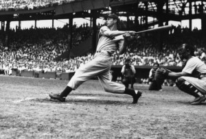 Joe DiMaggio's Streak, Game 41 & 42: Always a Class Act, DiMaggio ...