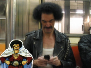 Mr. Satan - Dragon Ball z In Real Life   Funny Cartoon Games Character ...