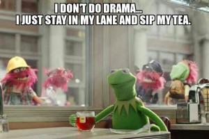 Kermit tea drama free