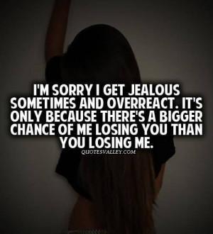 Filled Under: Jealousy