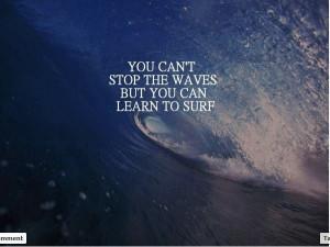 quote #photo #ocean #wave
