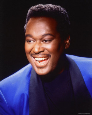 Luther Vandross - Buy this photo at AllPosters.com