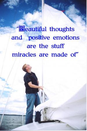 Positive Focusing vs. Positive Thinking