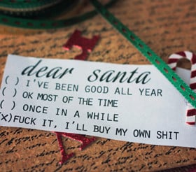 View all Sarcastic Christmas quotes