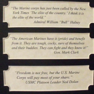 Marine corps quotes, best, sayings, cool