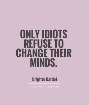 Stubborn Quotes