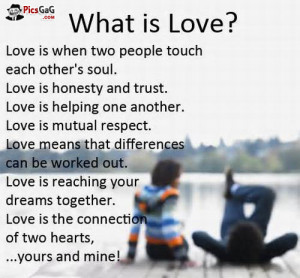 ... is Love Quotes Picture To Know Meaning Of Love and Love Definition
