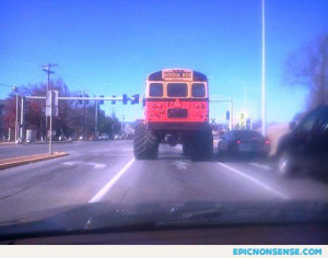 School Bus Funny Quotes