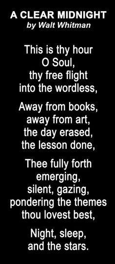 Walt whitman essays poetry